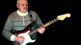 Jeff Beck A Day in The Life  Cover