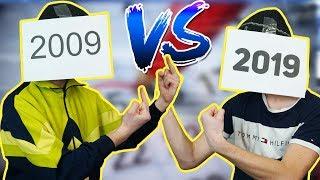 2009 vs 2019  #10yearschallenge