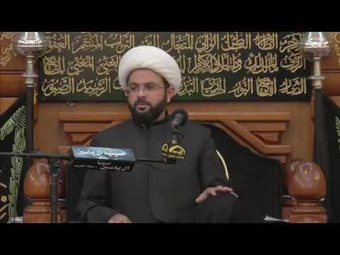 فضل الصلاة على محمد وآل محمد - سماحة الشيخ مهدي الطرفي