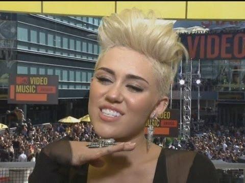Miley Cyrus, Rihanna and Alicia Keys all cut their hair short