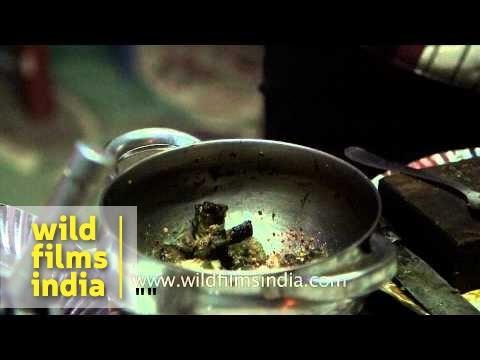 Pork dish in Assamese style - Guwahati