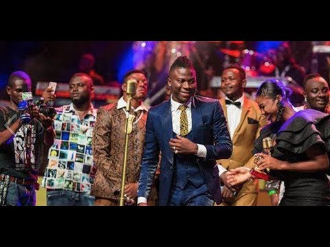 Stonebwoy Wins Best Reggae/Dancehall Artiste at AFRIMA 2018