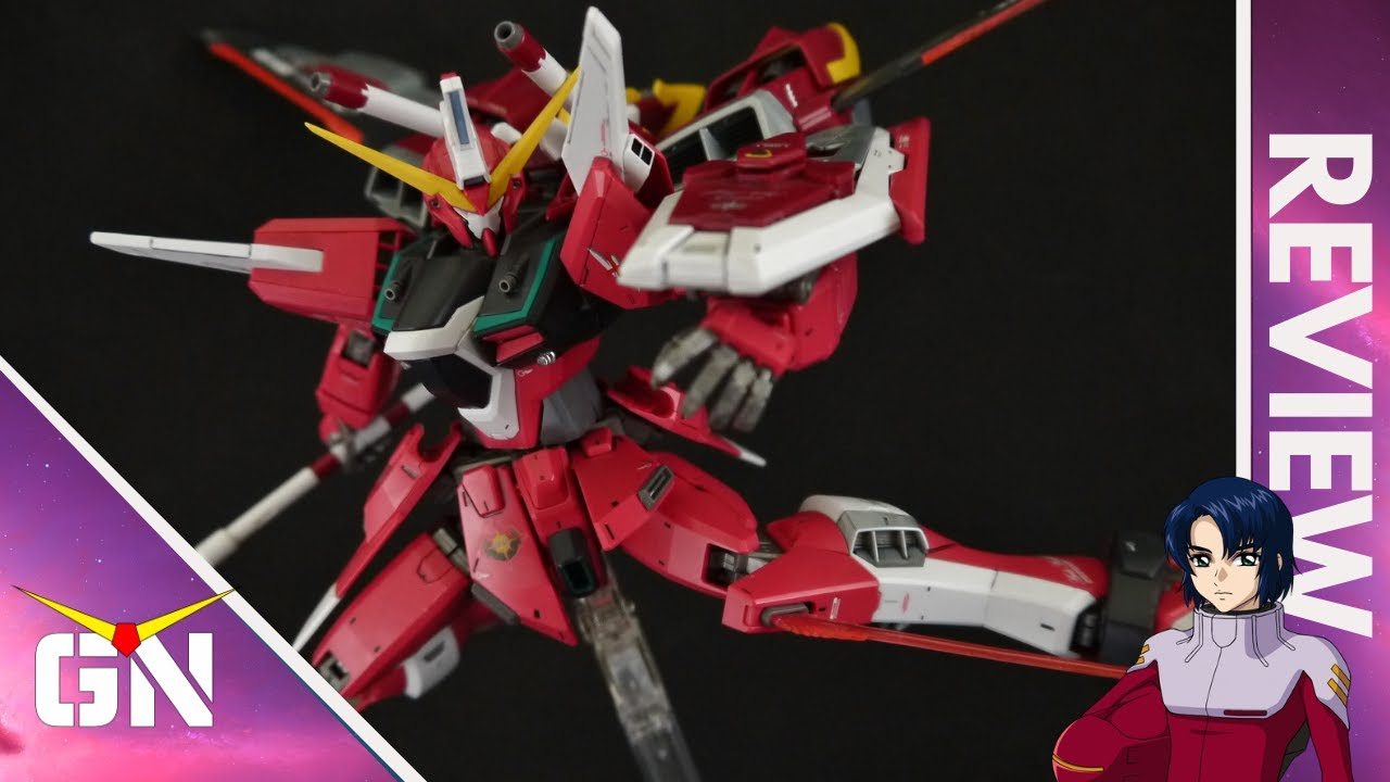 Do We Really Need A 2.0 Though??? MG 1/100 Infinite Justice  Review
