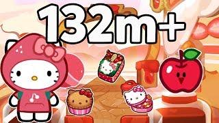 CROB HELLO KITTY TRIAL 132m+ Cookie Run Ovenbreak