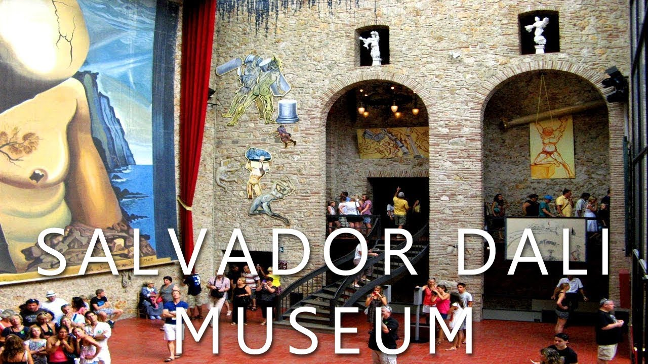 Museo Dali Figueres.Salvador Dali Museum In Figueres Spain Youtube