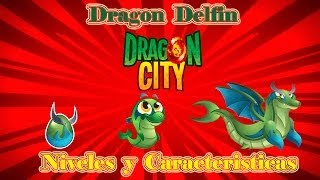 Dragon Delfin De Dragon City