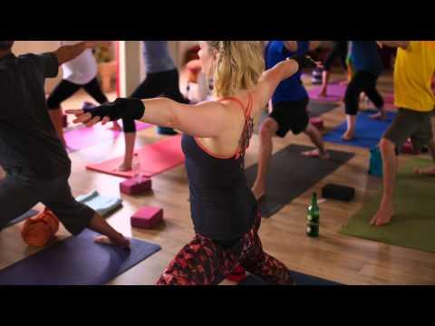 Free Forrest Yoga Class