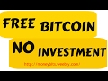Free Bitcoin Without InvestmentEarn bitcoinhindi\urdu