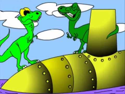 Ep 08 Dinossauro Submerso Mesozoico Zoado Youtube