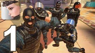 Combat Squad - Gameplay Walkthrough Part 1 (iOS, Android)