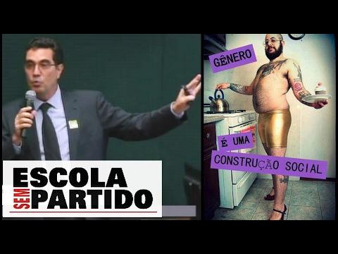 """Professor mostra as atrocidades praticadas por """"professores"""" doutrinadores"""