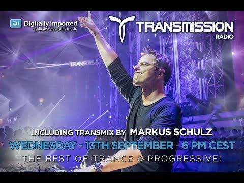 Transmission Radio #134 - Transmix by MARKUS SCHULZ