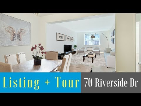 70 Riverside Drive, 6E | Property Tour