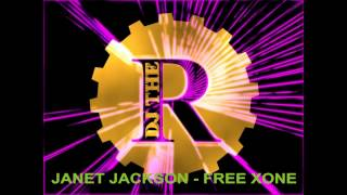 Janet Jackson - Free Xone (album version) 1997