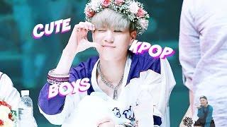 Baixar kpop boys are cute ^-^ || EXO, iKON, GOT7, 17, BTS, ASTRO, NU'EST, TOPPDOGG, & UP10TION