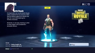 FORTNITE: 1ST LOOK AT PVP!! TEMPS de SLAYING! LET'S GET TO IT!