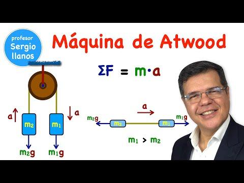 Download Youtube: Máquina de Atwood - Segunda ley de Newton - Atwood´s Machine