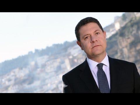 Mensaje de fin de año del presidente de Castilla-La Mancha, Emiliano García-Page