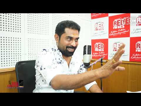 Suraj Venjaramood | Red Carpet | RJ Mike | Red FM Malayalam