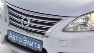 """""""Авто Элита"""" от 05.01.2015 тест-драйв Nissan Sentra"""