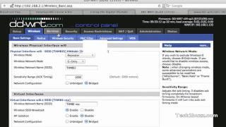 Dd ile kablosuz Tekrarlayıcı kurulum-yazılım wrt