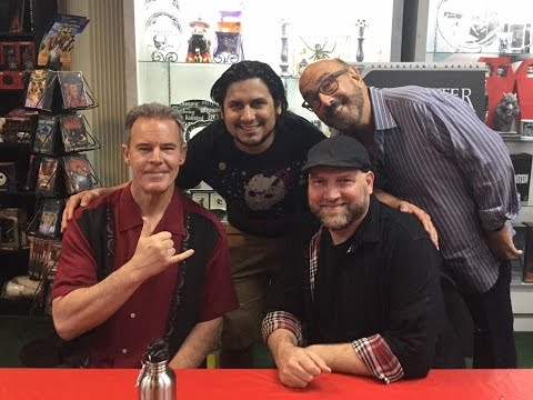 Wishmaster Collection Signing at Dark Delicacies