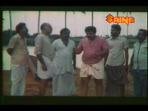 Sangham - 6  Mammootty Joshi  Action Malayalam Movie (1988)