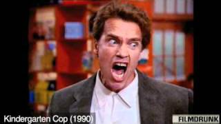 Every Arnold Scream From Every Arnold Movie