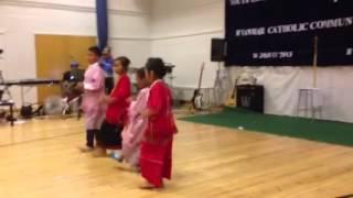 Kayaw Dance
