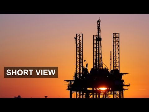 Roll up! The oil rig giveaway | Short View
