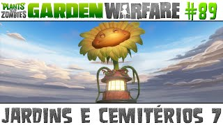 Plants vs. Zombies Garden Warfare #89 - Jardins e Cemitérios 7 [60 FPS]