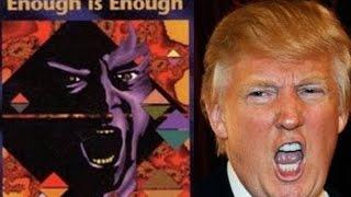 Karty Illuminati natemat Donalda Trumpa wskazują, żemoże zostać zastrzelony