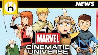 Hentai Marvel power pack