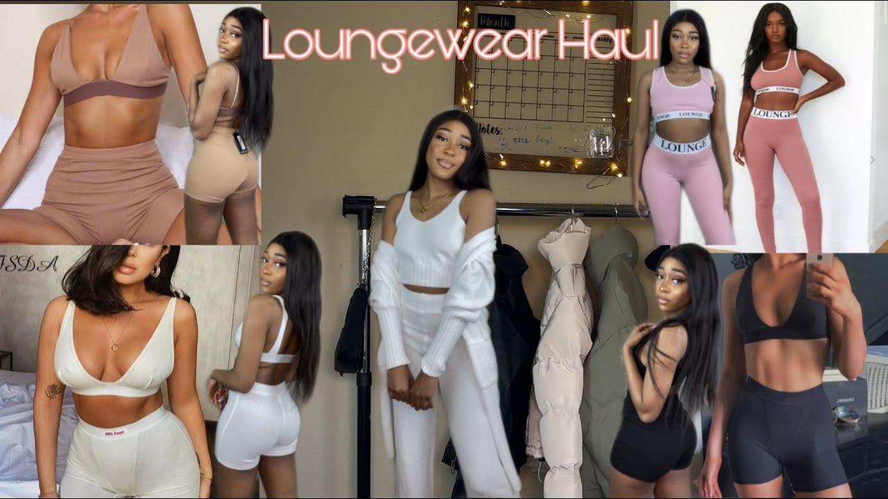 Affordable Loungewear Haul AliExpress Akira Prettylittlethings & Lounge | Clara Life