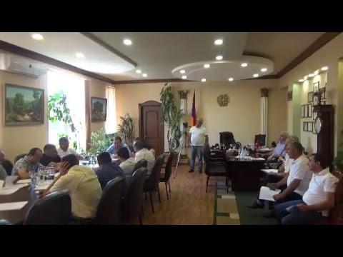 02.07.2018 Ստեփանավան համայնքի ավագանու նիստ