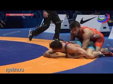 Дагестанские спортсмены вышли в финал ЧМ по спортивной борьбе