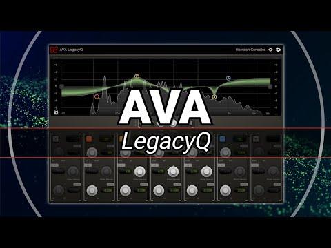 Harrison AVA LegacyQ v2.0