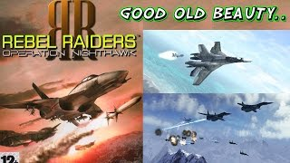 Rebel Raiders: Operation Nighthawk PS2 Gameplay Action HD