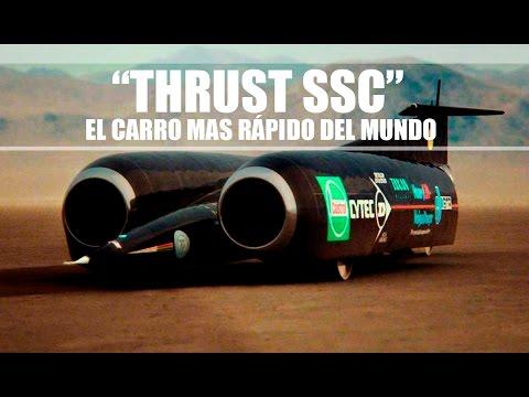 The Fastest Car In The World El Carro Mas R 225 Pido Del