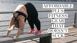 Affordable Plus Size Fitness Gear That Doesn't Suck