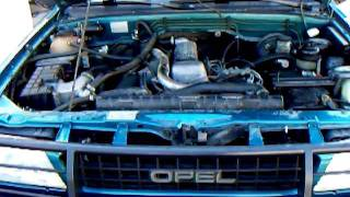 Opel Frontera 2.3 TD 1992