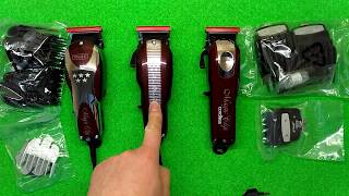 Машинка для фейдинга: WAHL Magic Clip, WAHL Legend, WAHL Magic Clip cordless. В чём разница?