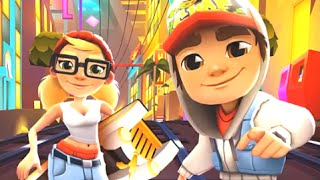 Subway Surfers LAS VEGAS iPad Gameplay HD #5