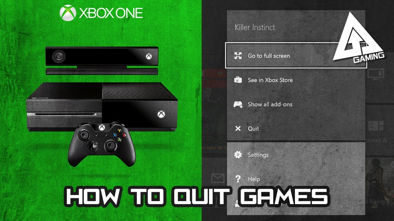 How can you delete a game from your Xbox One (not just ...