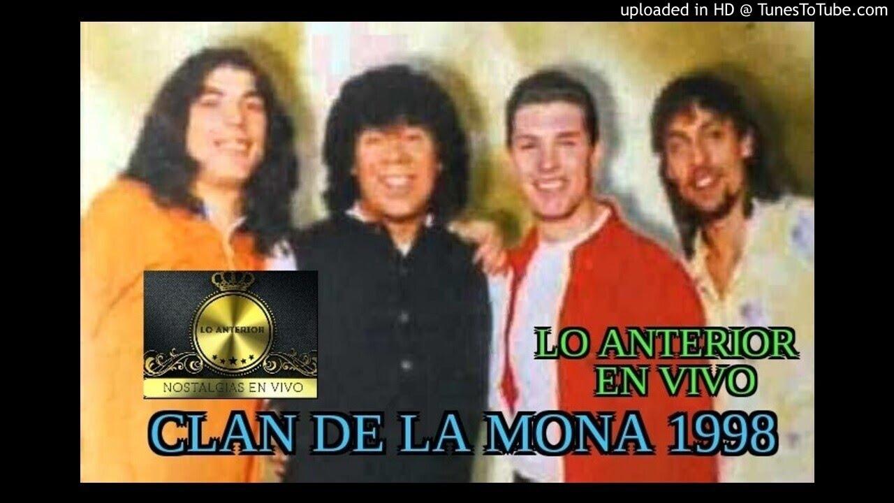 MARCOS BAINOTTI 1998 en vivo(Lo Anterior)