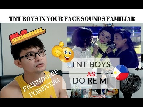[REACTION] FRIENDSHIP LASTS! TNT BOYS as DO RE MI - I CAN | Your Face Sounds Familiar | #JANGReacts