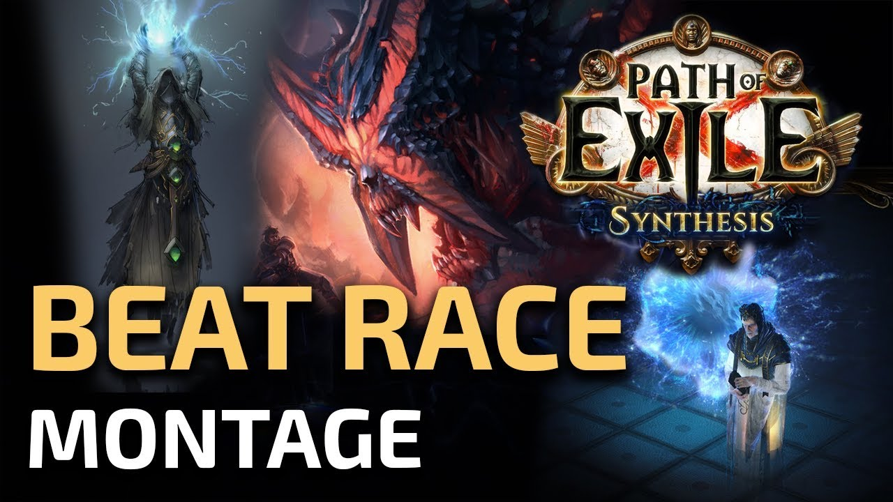 Path of Exile BEATesports Invitational Race Montage - RaizQT
