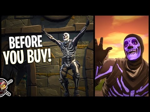 Skull Trooper   Skull Sickle   Crypt Cruiser - Before You Buy - Fortnite