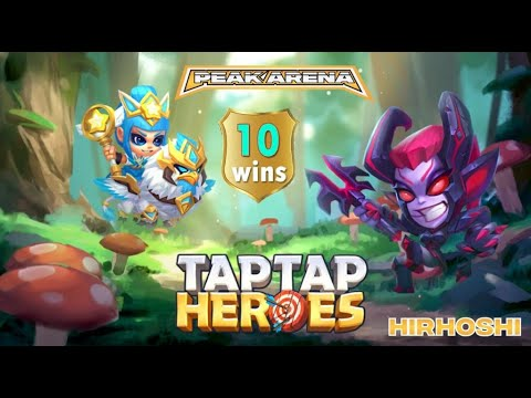 #PEAK# Taptap Heroes - Try Ur Best When No Good Hero Coming For You..