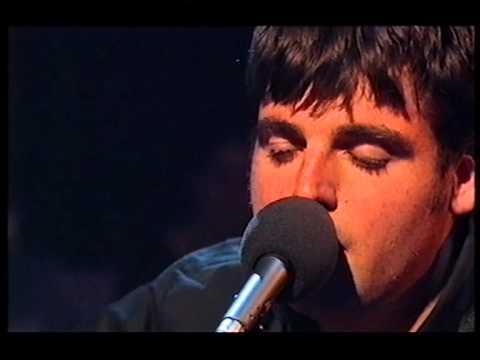 Alex Lloyd, Black The Sun, live on Later With Jools Holland 2000